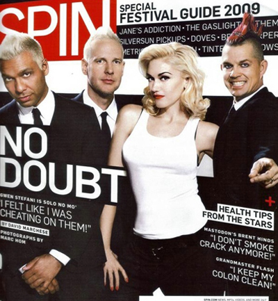 no doubt spin