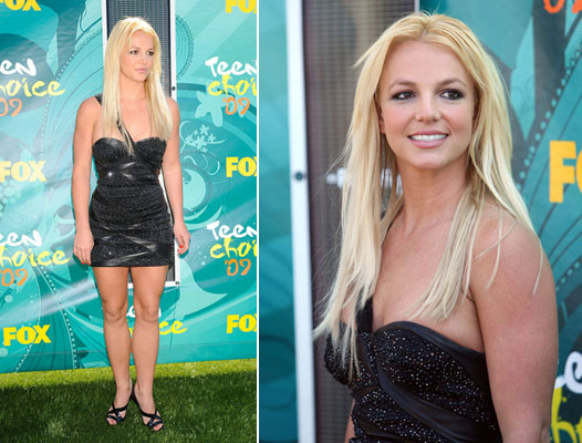 Церемония Teen Choice Awards-2009
