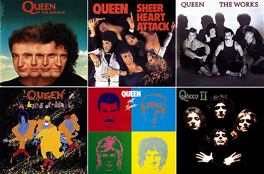 Music movie the queen