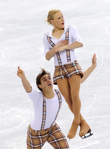 2010 olympic ice skating