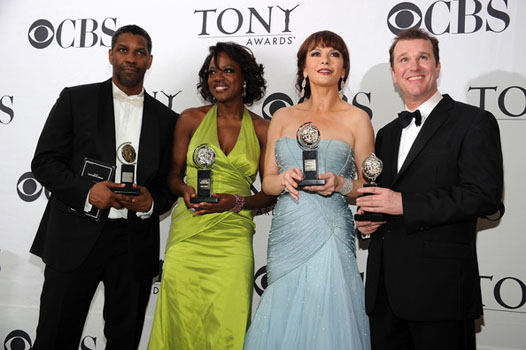 На Бродвее прошла церемония Tony Awards