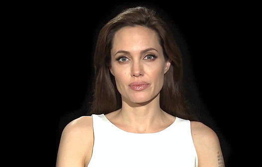a study of the life and contributions of angelina jolie Angelina jolie may seem like she you'll have quite an empty life' her contributions are phenomenal as she has worked hard new study says taking a break.