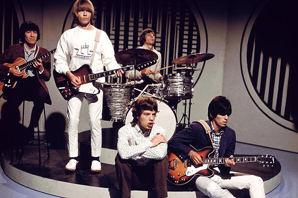 The Rolling Stones 1965 год