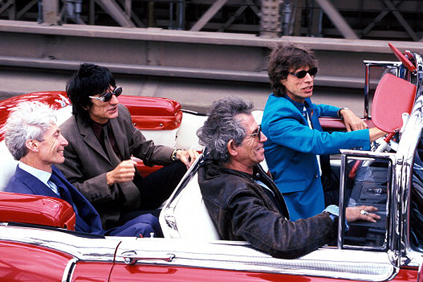 The Rolling Stones 1997 год