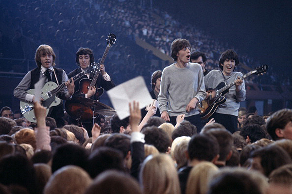 The Rolling Stones 1964 год