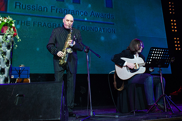 "группа ""Арсенал"" FiFi Russian Fragrance Awards 2012"