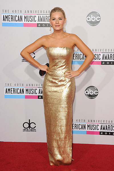 Элиша Катберт на American Music Awards 2012