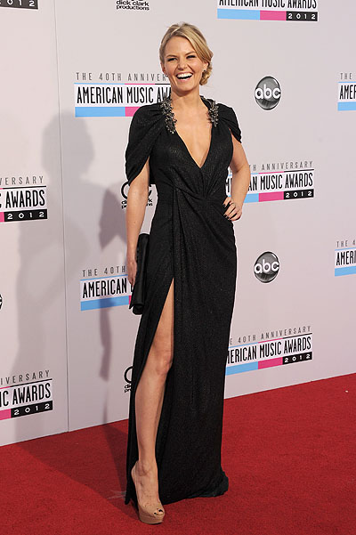 Дженнифер Моррисон на American Music Awards 2012