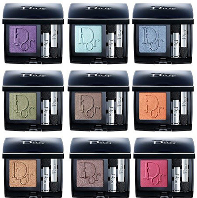 dior mono eyeshadow collection spring 2013