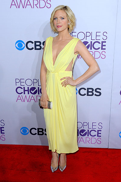 бриттани сноу people's choice awards 2013