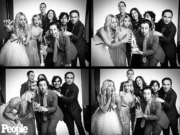 фотосессия People's Choice Awards