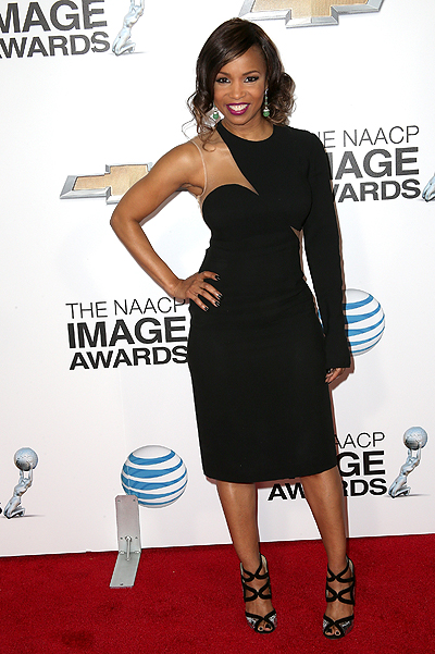 Элис Нил на NAACP Image Awards