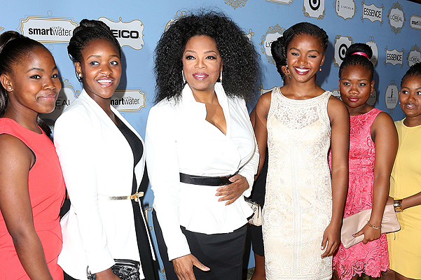 Наоми Кэмпбелл на премии Black Women in Hollywood Awards 2013