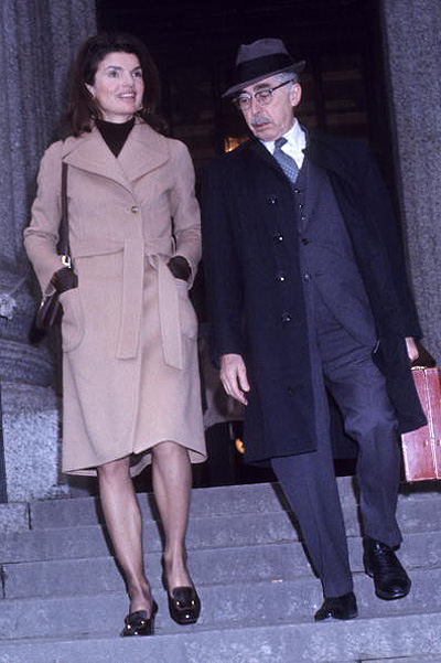 galella v onassis He is widely known for his obsessive treatment of jacqueline kennedy onassis and the subsequent legal battles associated with it the new york post called this the most co-dependent.