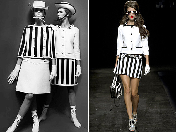 Andre Courreges, Moschino Cheap&Cheek