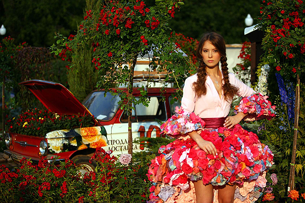 Moscow Flower Show 2013
