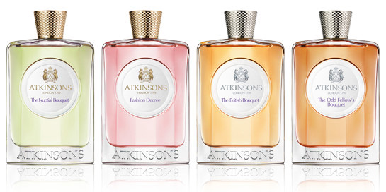 ароматы atkinsons of london