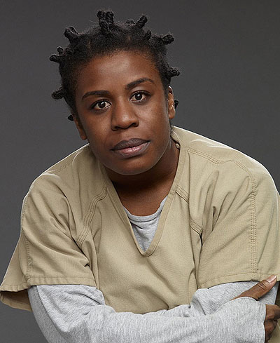 Suzanne «Crazy Eyes» Warren