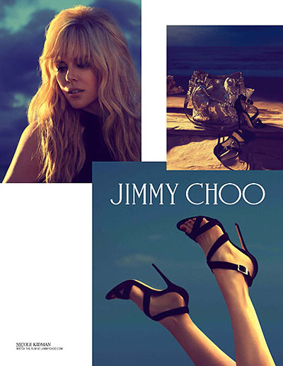 Николь Кидман для Jimmy Choo