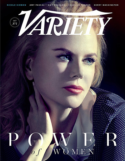 звезды в проекте Variety's Power of Women 2