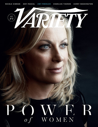 звезды в проекте Variety's Power of Women Эми Полер