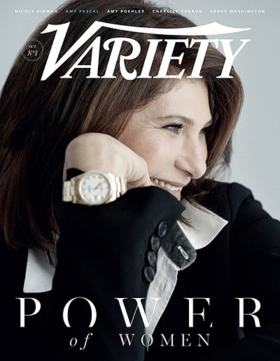 звезды в проекте Variety's Power of Women Эми Паскаль