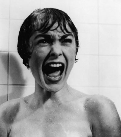 media studies analysis of psycho hitchcock 1960 shower Transcript of psycho - 'shower scene' content analysis (lo1) 'psycho' (hitchcock, 1960) the shower scene film studies aim.