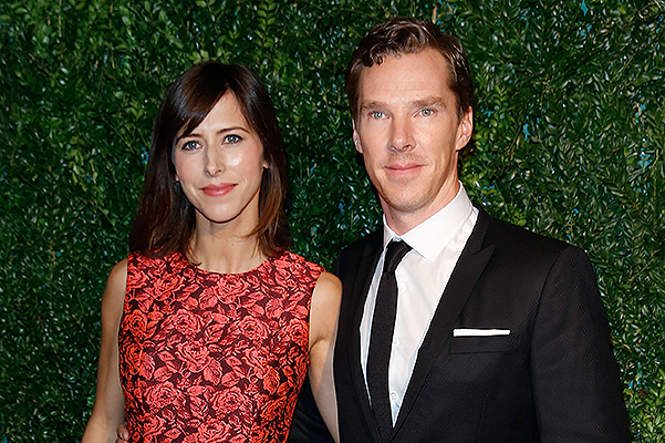 Звезды на премии London Evening Standard Theatre Awards-2014