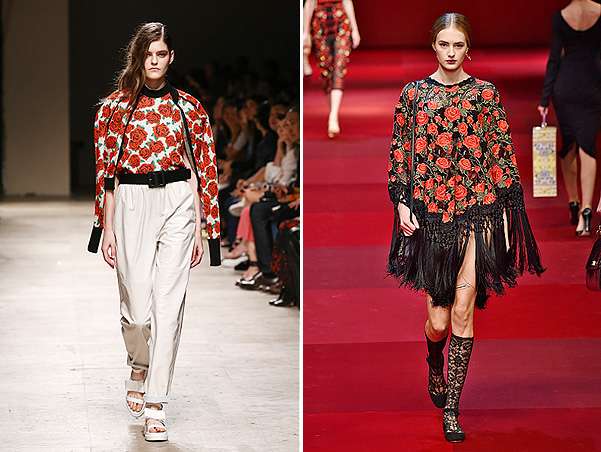 Maison Rabih Kayrouz, Paris Fashion Week/Dolce & Gabbana, Milan Fashion Week