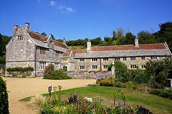 Поместье Mottistone Manor
