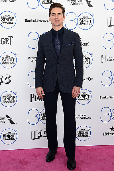 Мэтт Бомер на Independent Spirit Awards