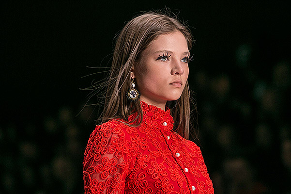 Mercedes-Benz Fashion Week: показ Bella Potemkina