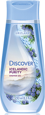 Oriflame Doscover Icelandic Purity