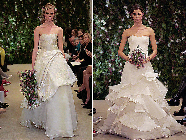 Carolina Herrera Bridal Spring/Summer 2016