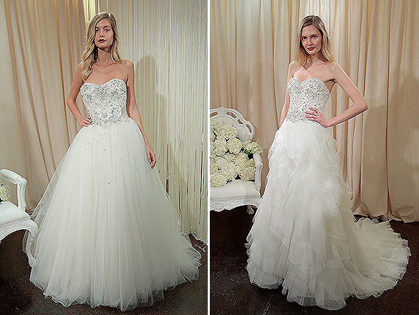 Badgley Mischka Bridal Spring/Summer 2016