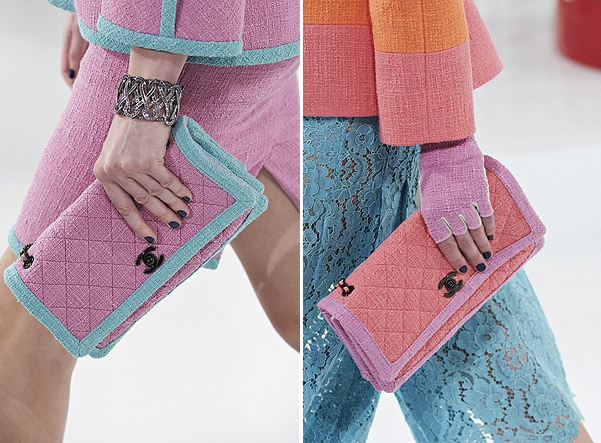 CHANEL Cruise Seoul 2015/16 Accessories close-up