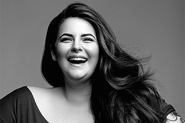Тесс Холлидей для MiLK Model Management: первые снимки plus-size модели