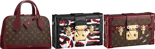 LOUIS VUITTON WOMEN 'S PREFALL ACCESSORIES