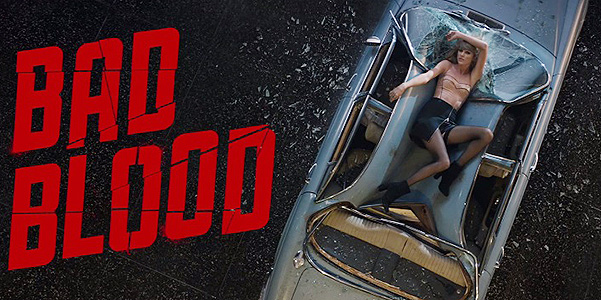 Кадры из нового клипа Тэйлор Свифт на песню Bad Blood