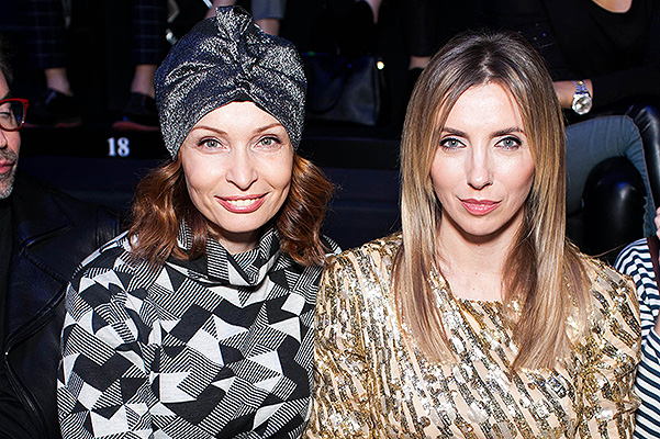 Mercedes-Benz Fashion Week Russia показы Dasha Gauser ARAIDA Maison ESVE