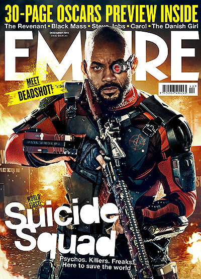Уилл Смит на обложке Empire Magazine