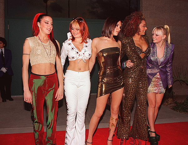 Spice Girls, 1997 год