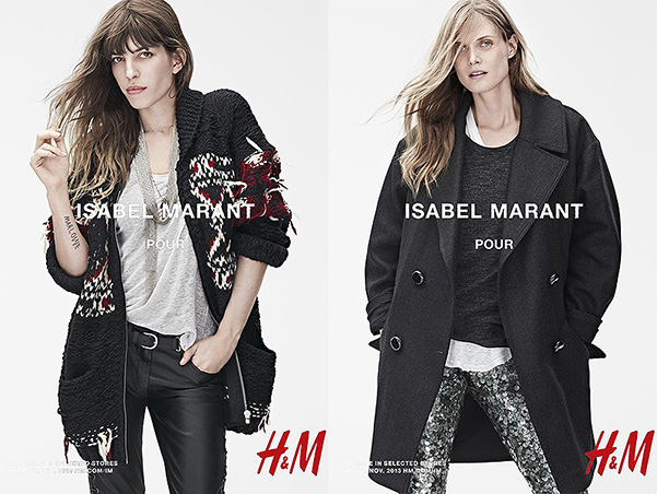 Isabel Marant for H&M, 2013 год