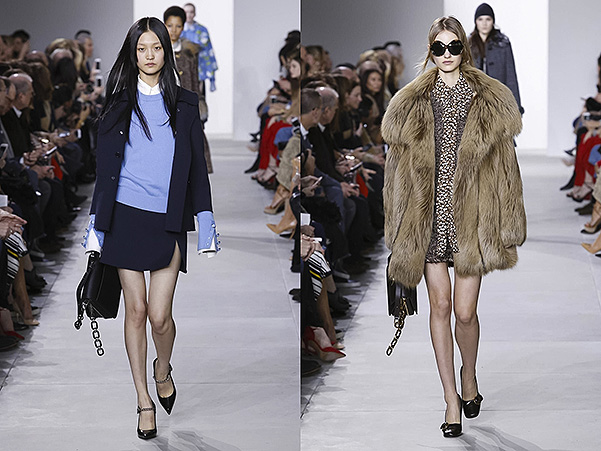 Michael Kors Collection осень-зима 2016-2017