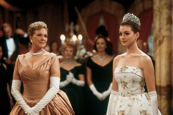 The Princess Diaries 2001  IMDb
