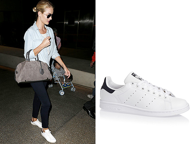 Рози Хантингтон-Уайтли в adidas Originals Stan Smith