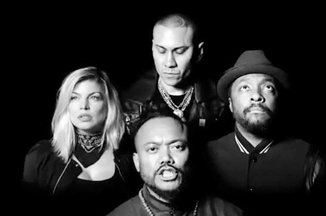 Группа The Black Eyed Peas