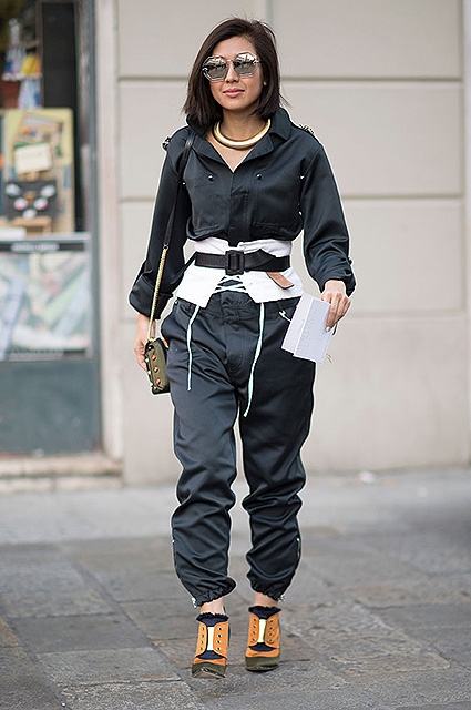 Street style/ Milan Fashion Week