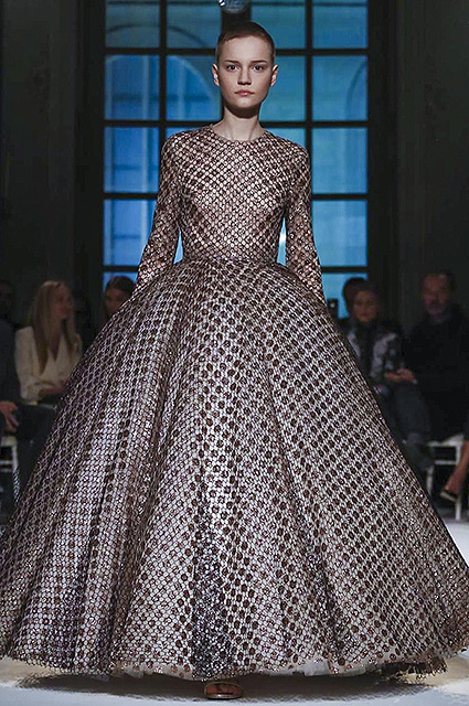 Giambattista Valli Couture весна-лето 2017