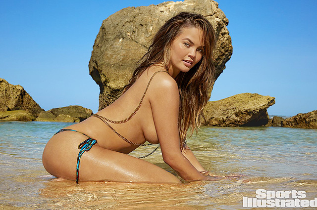 Крисси Тейген для журнала Sports Illustrated